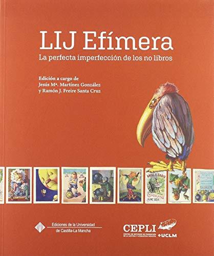 9788490443347: LIJ Efímera. La perfecta imperfección de los no libros: 009 (ATENEA)
