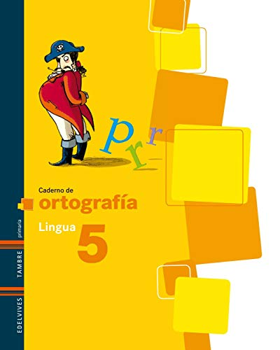 9788490460269: Caderno 5 de Ortografia Lingua Primaria - 9788490460269