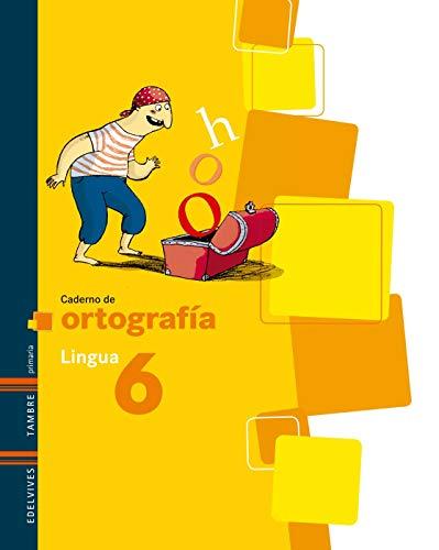 Caderno 6 de Ortografia Lingua Primaria: Garcia Perez, Mª