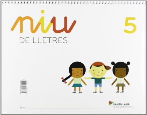 9788490470992: NIU DE LLETRES 5