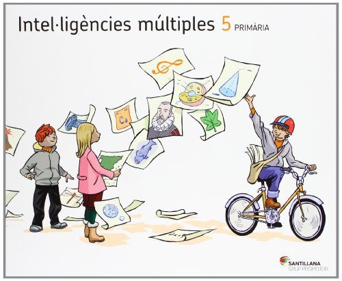 9788490471067: QUADERN INTEL-LIGENCIES MULTIPLES 5 PRIMARIA - 9788490471067
