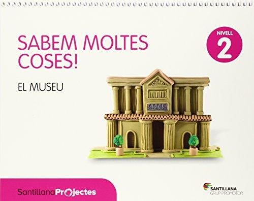 9788490478196: SABEM MOLTES COSES NIVELL 2 EL MUSEU - 9788490478196