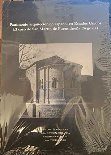 9788490485026: Patrimonio arquitectónico español en Estados Unidos