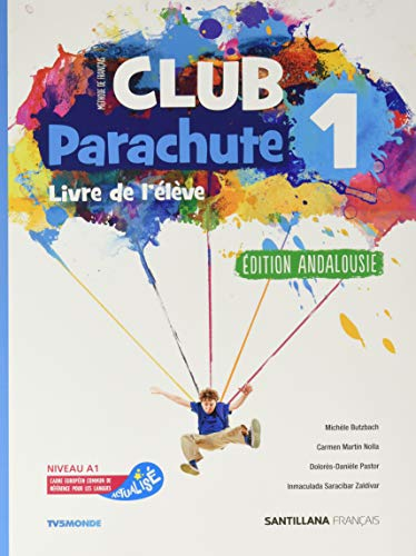 9788490494929: CLUB PARACHUTE 1 PACK ELEVE ANDALUCIA