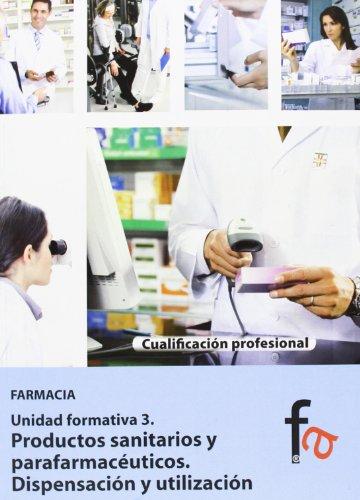 Productos sanitarios y parafarmacéuticos: Alcántara Gemar, Laura