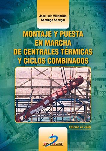 MONTAJE Y PUESTA EN MARCHA DE CENTRALES: Sabugal García, Santiago
