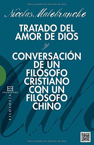 9788490550762: TRATADO DEL AMOR DE DIOS / CONVERSACION (Filosofia)