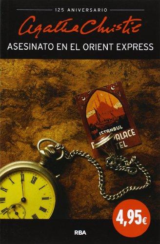 9788490561287: Asesinato En El Orient Express (AGATHA CHRISTIE 125A)