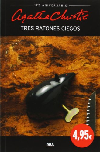 9788490561300: Tres Ratones Ciegos (AGATHA CHRISTIE 125A)