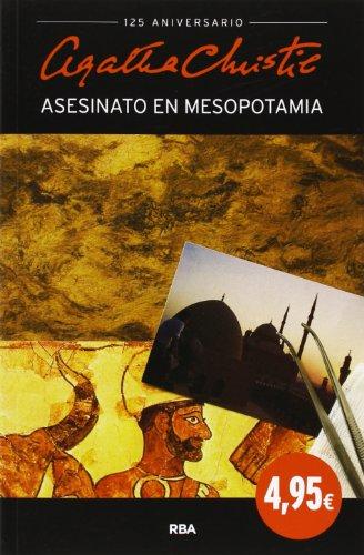 9788490561317: Novelas De Agatha Christie: Asesinato En Mesopotamia (Spanish Edition)