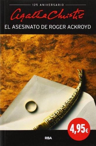 9788490561720: El Asesinato De Roger Ackroyd (AGATHA CHRISTIE 125A)