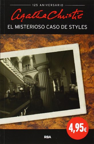 9788490562574: El misterioso caso de Styles