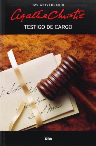 9788490562727: TESTIGO DE CARGO