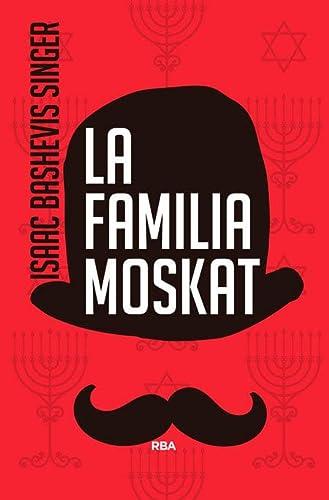 9788490564554: La familia Moskat