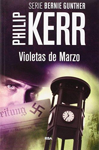 9788490564868: Violetas De Marzo (NOVELA POLICÍACA BIB)