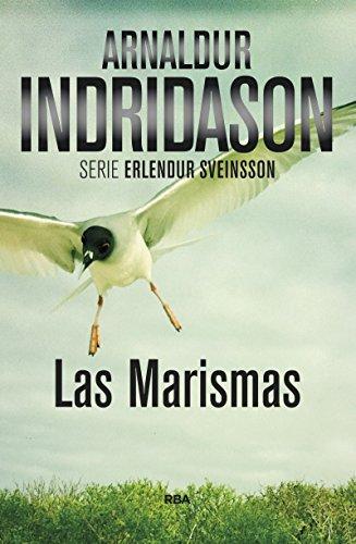 9788490564899: Las marismas: Serie Erlendur Sveinsson III (NOVELA POLICÍACA BIB)