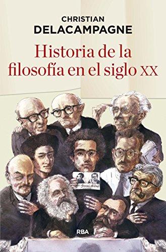 9788490565490: Historia de la filosofía en el siglo XX (ENSAYO Y BIOGRAFÍA)