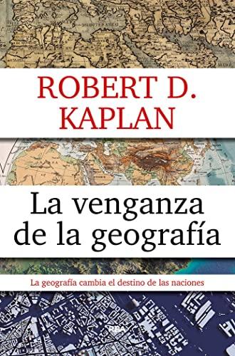9788490567906: La venganza de la geografia (ENSAYO Y BIOGRAFIA)