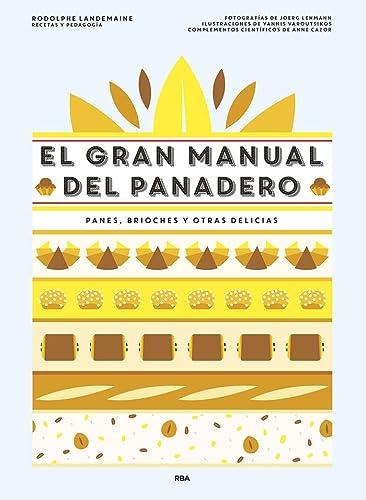 GRAN MANUAL DEL PANADERO  EL