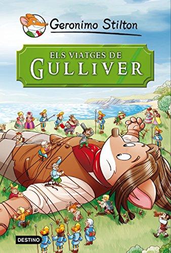 9788490573679: El viatge de Gulliver