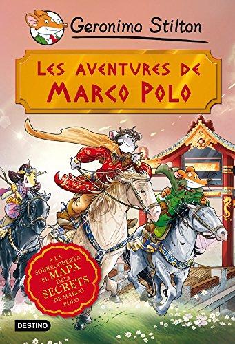 9788490573846: Les Aventures De Marco Polo (GERONIMO STILTON)