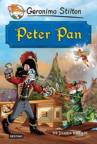 9788490573914: Peter Pan (GERONIMO STILTON)