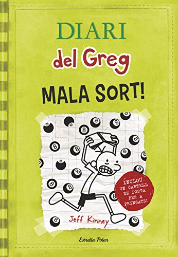 9788490574904: Diari Del Greg 8. Mala Sort!