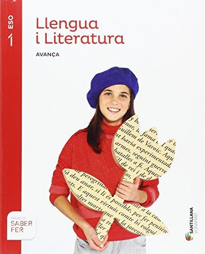 Llengua i literatura avança 1 ESO saber fer