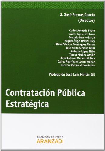 9788490590706: CONTRATACION PUBLICA ESTRATEGICA