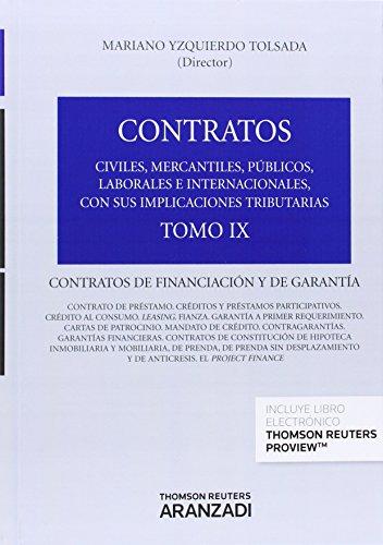 Colección contratos: Mariano Yzquierdo Tolsada