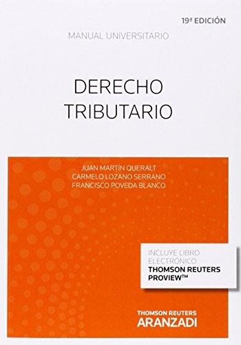 9788490595718: DERECHO TRIBUTARIO (P+EB) 19'ED 2014