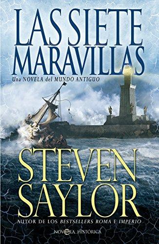 9788490600719: Las siete maravillas: Una novela sobre el Mundo Antiguo (Novela histórica)