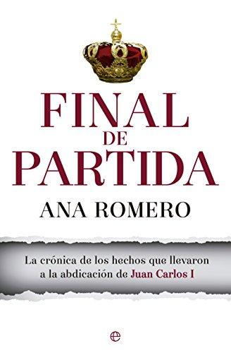 9788490603031: Final De Partida (Actualidad)