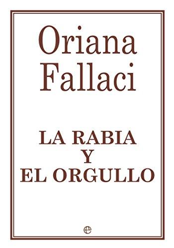 9788490603253: RABIA Y EL ORGULLO ENSAYO ESFERA