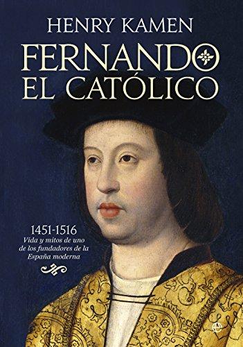 9788490605028: Fernando el católico