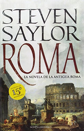 9788490606704: Roma: La novela de la Antigua Roma