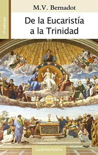 9788490615782: De la Eucaristía a la Trinidad (Cuadernos Palabra nº 127)