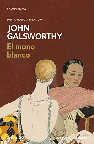 9788490623978: El mono blanco/ The white monkey (Spanish Edition)