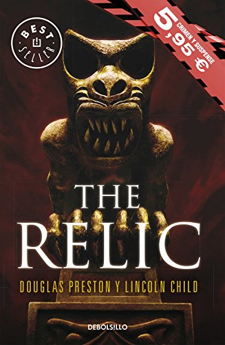 9788490625125: El ídolo perdido / The Relic (Spanish Edition)