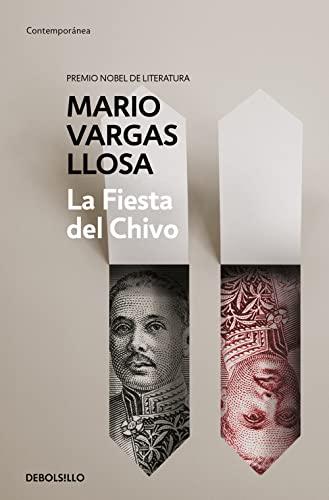 9788490625637: La Fiesta Del Chivo (Contemporánea)