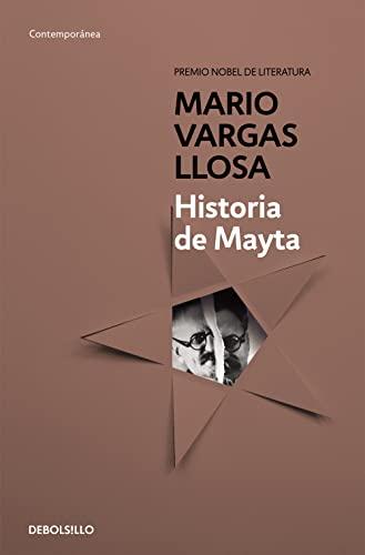 9788490625644: Historia de Mayta