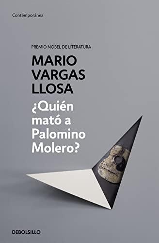 9788490625668: ¿Quién mató a Palomino Molero? (Spanish Edition)