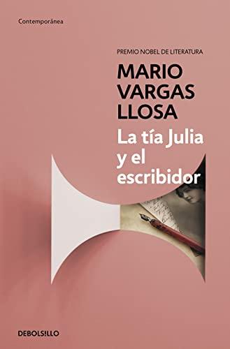 9788490625675: La tía Julia y el escribidor (Contemporánea)