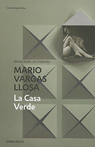 9788490625897: La casa verde (Spanish Edition)