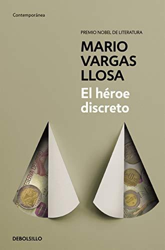 9788490625958: El héroe discreto (CONTEMPORANEA)