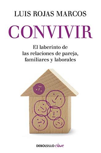 9788490626009: CONVIVIR:LABERINTO RELACIONES PAREJA, FAMILIARES U TRABAJO