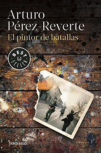 9788490626627: El pintor de batallas (Best Seller)