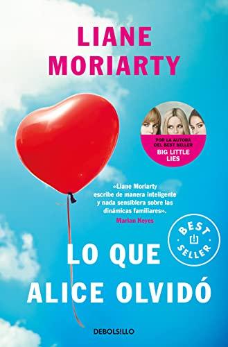 9788490626658: Lo que Alice olvidó (What Alice Forgot) (Spanish Edition)