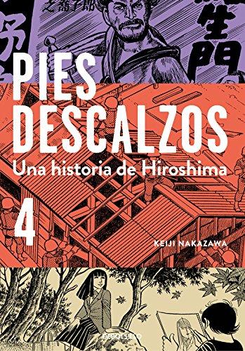 9788490628034: Pies descalzos 4: Una historia de Hiroshima (Best Seller | Cómic)