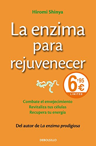 9788490628232: La enzima para rejuvenecer / The enzyme to rejuvenate (Spanish Edition)